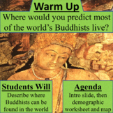 Introduction to Buddhism - Buddhist Demographics in the World