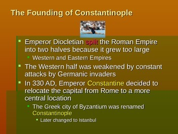 Introduction to Byzantine Empire