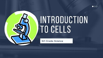 Introduction to Cells Presentation