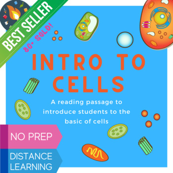 Introduction to Cells: A Science Reading Passage