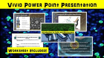 Introduction to Cells and Microscopes Lesson