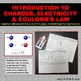 Introduction to Charges, Electricity and Coulomb's Law Gra