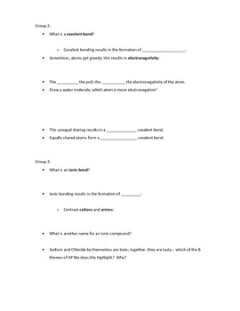 Introduction to Chemistry Complete Lesson