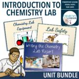 Introduction to Chemistry Lab Unit Bundle
