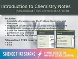 Introduction to Chemistry Notes