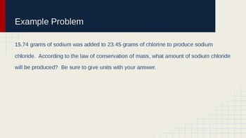 Introduction to Chemistry Powerpoint
