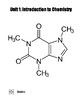 Introduction to Chemistry Practice Problems and Reading
