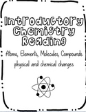 Introduction to Chemistry Reading