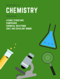 Introduction to Chemistry Worksheets