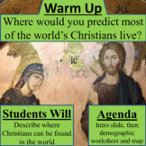 Introduction to Christianity - Christian Demographics in t