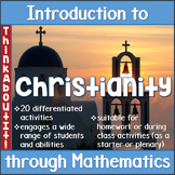 Christianity: Introduction to Christianity through Maths
