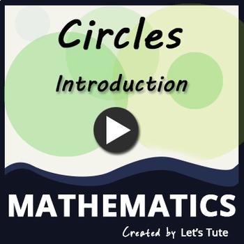 Introduction to Circles- Parts of Circle