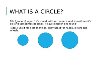 Introduction to Circles and Area