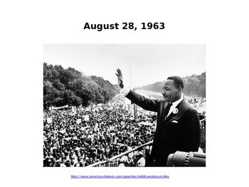 Introduction to Civil Rights PPT: While the World Watched