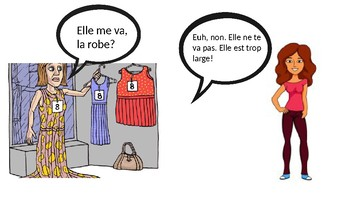 Introduction to Clothing Vocabulary (Bien Dit 1 Ch 7)