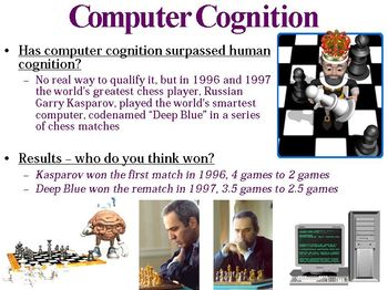 Introduction to Cognition PowerPoint