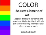 Introduction to Color PowerPoint