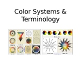 Introduction to Color Theory and Terms