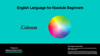 Introduction to Colors