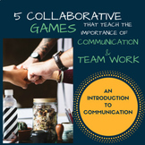 Introduction to Communication Through Games
