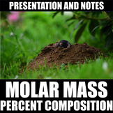 Molar Mass and Percent Composition Presentation and Notes
