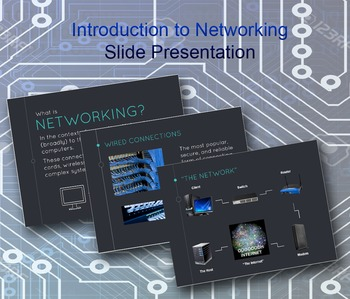 Introduction to Computer Networking -  Slide Presentation