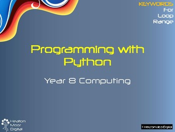 Introduction to Computer Programming with Python