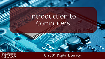 Introduction to Computers: Lesson 1 Digital World (w/ exclusive videos)