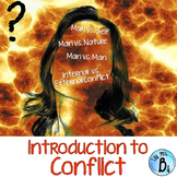 Introduction to Conflict Worksheet