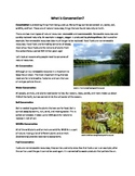Introduction to Conservation