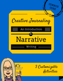 Introduction to Creative Journaling for Narrative Writing