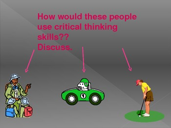 critical thinking introduction ppt Powerpoint presentation powerpoint presentation powerpoint presentation powerpoint presentation what is critical thinking it is a set of intellectual skills and psychological habits that make it easier to a) solve problems well b) discover truths and c) communicate clearly.