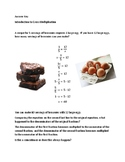 Introduction to Cross Multiplication