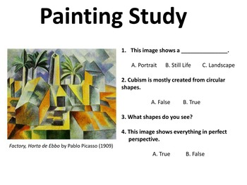 Introduction to Cubism