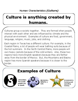 Introduction to Culture Reading