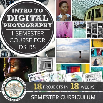 Introduction to DSLR Photography, Everything You Need for an Entire Semester
