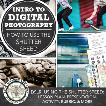 Introduction to DSLR Photography: How to Use the Shutter Speed