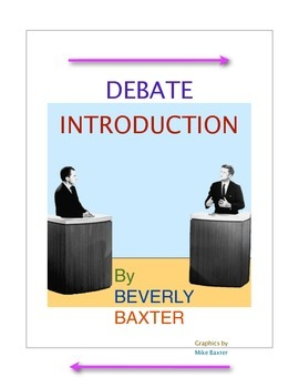 Introduction to Debate - Theory, Terms, Topics & Standards