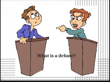 Introduction to Debates