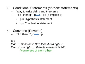 Introduction to Deductive Structure