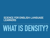 Introduction to Density for English-Language Learners