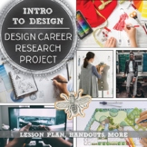 Introduction to Design: Middle, High School Art & Design C