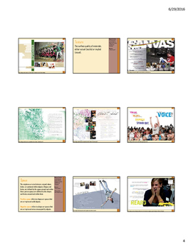 Introduction to Design for Yearbook
