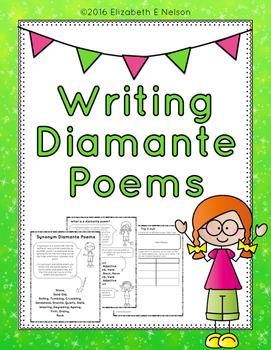 Writing Diamante Poems