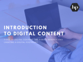 Introduction to Digital Content