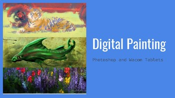 Introduction to Digital Painting: Shading with Color