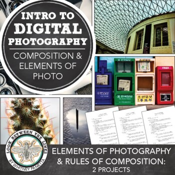 Introduction to Digital Photography: Elements and Rules of Composition