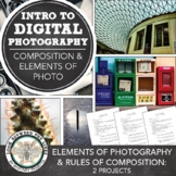 Introduction to Digital Photography: Elements and Rules of
