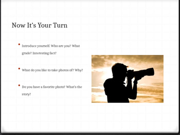 Introduction to Digital Photography Presentation