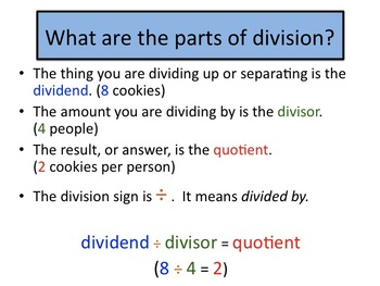 Introduction to Division (4.NBT.B.6)